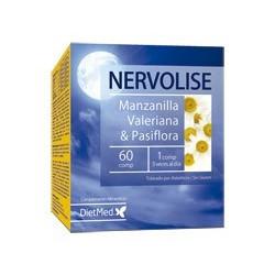 Nervolise - 60 Comp - Dietmed