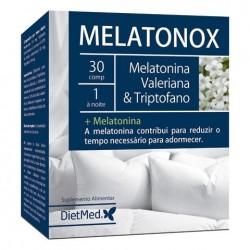 Melatonox - 30 comp - Dietmed