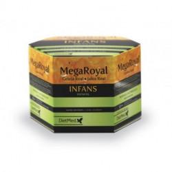 Mega Royal Infans Jalea Real - 20 viales - Dietmed