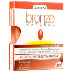 Bronze - 30 perlas - Drasanvi