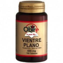 Vientre Plano -100 comp - Obire