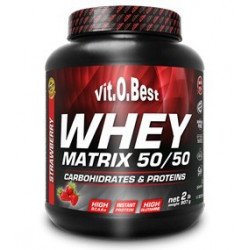 WHEY MATRIX 50/50 ( VIT.O.BEST ) 4LB (1.814KG)