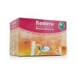INFUSIONES DE ROMERO ( SORIA NATURAL ) 20 BOLSITAS.