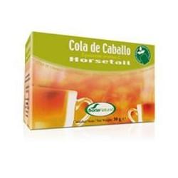 INFUSIONES DE COLA DE CABALLO ( SORIA NATURAL ) 20 BOLSITAS.