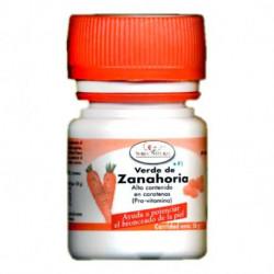 Verde de Zanahoria - 100 comp - Soria natural