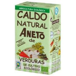 Caldo Natural de Verduras Ecológicas 1L ( ANETO )