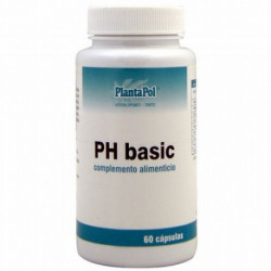 PH BASIC-60 cap - Plantapol