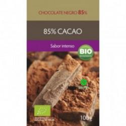 CHOCOLATE NEGRO 85% CACAO ( BIOSUIT)