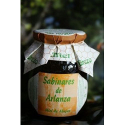 MIEL DE BREZO 1 kg ( SABINARES DE ARLANZA )