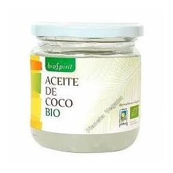 ACEITE DE COCO, 240 gr BIO ( BIOSPIRIT )