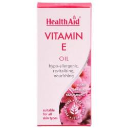 Vitamin E 100% 50ml de aceite puro (HealthAid )