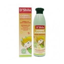 Champú Vitaminado Anti Parásitos - Especial Edad Escolar - 250 ml - D'Shila