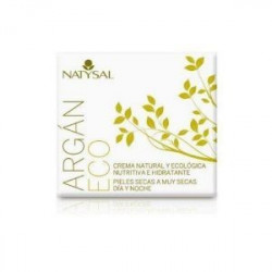 Crema de Argán ECO · Natysal · 50 ml ( NATYSAL )