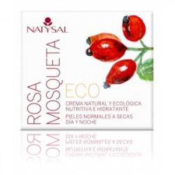 Crema Rosa Mosqueta ECO · Natysal · 50 ml ( NATYSAL )