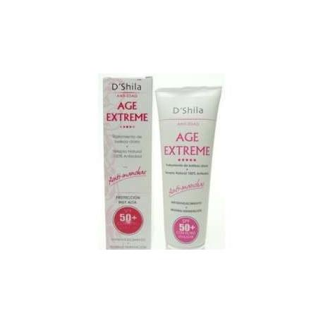 AGE EXTREM factor 50 crema 50gr (D SHILA)