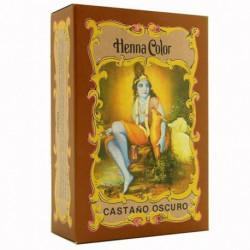 HENNA COLOR ( CASTAÑO OSCURO )Radhe Shyam