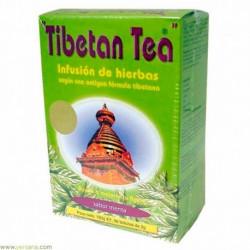Tibetan tea 90 Bolsitas (sabor menta)