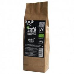 Café Biológico en grano (Alternativa), 250g