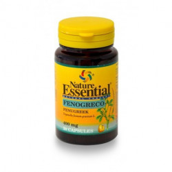 Fenogreco 400 mg 50 Capsulas  Nature Essential