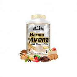 Harina de Avena Vainilla 2Kg ( VIT.O.BEST )